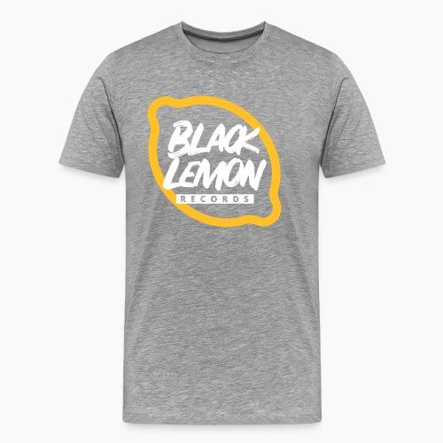 Black Lemon Logo2017 W - Männer Premium T-Shirt