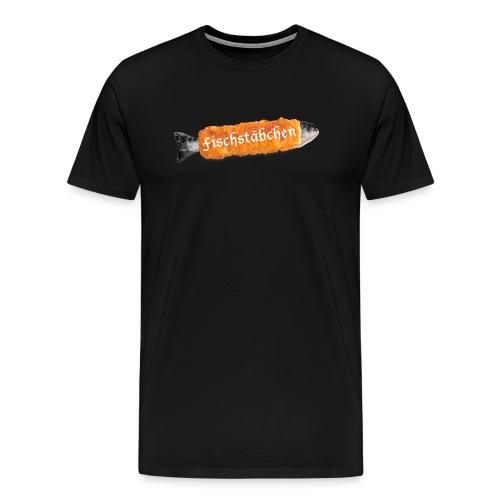 fischstaebchen - Männer Premium T-Shirt