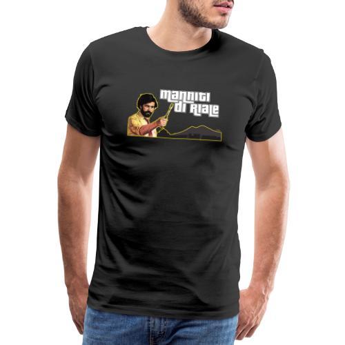 Manniti di Riale - Maglietta Premium da uomo