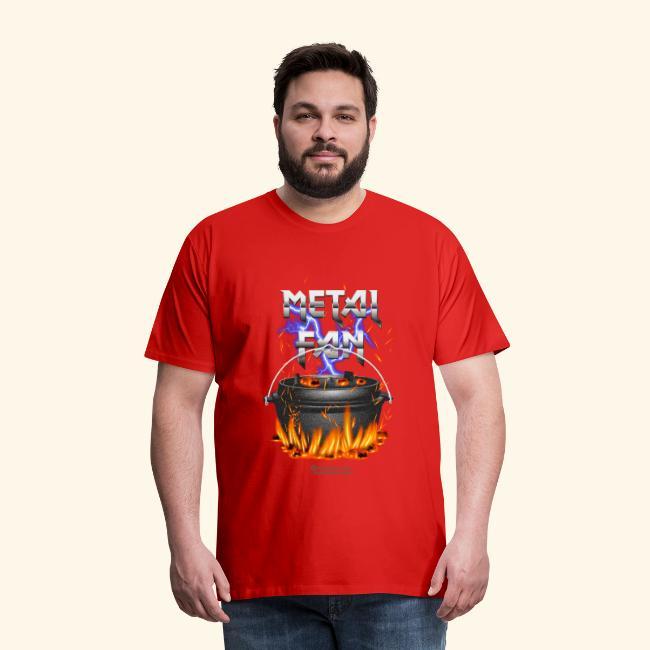Metal Fan   ▶ Visit Dutch Oven T-Shirts