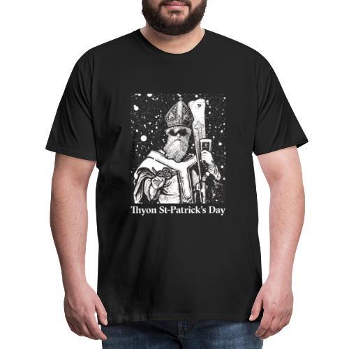 Thyon St-Patrick's Day - T-shirt Premium Homme