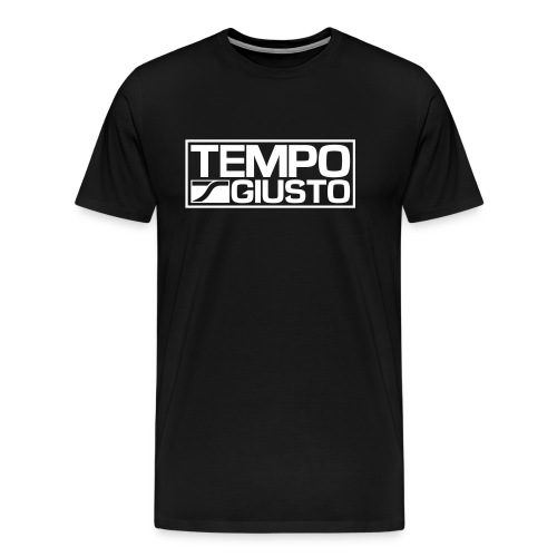 Tempo Giusto Rectangle - Men's Premium T-Shirt