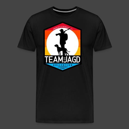 jagdteam - Männer Premium T-Shirt