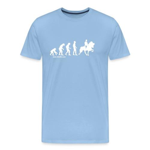 Evolution Tölt - Männer Premium T-Shirt