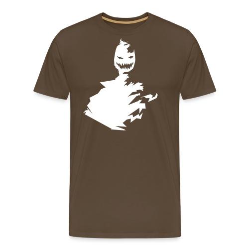 t-shirt monster (white/weiß) - Männer Premium T-Shirt