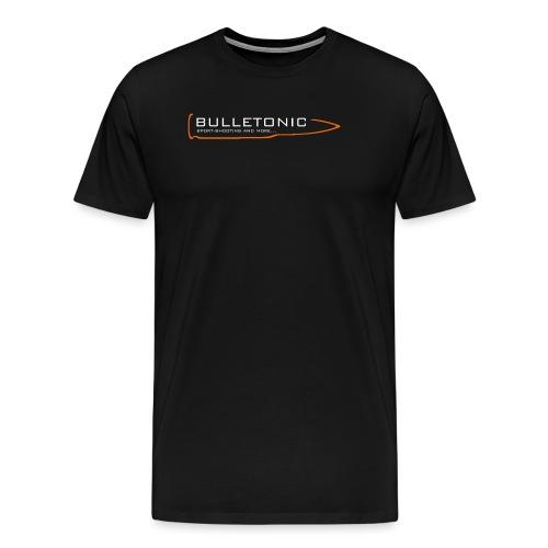 Bulletonic Logo - Männer Premium T-Shirt