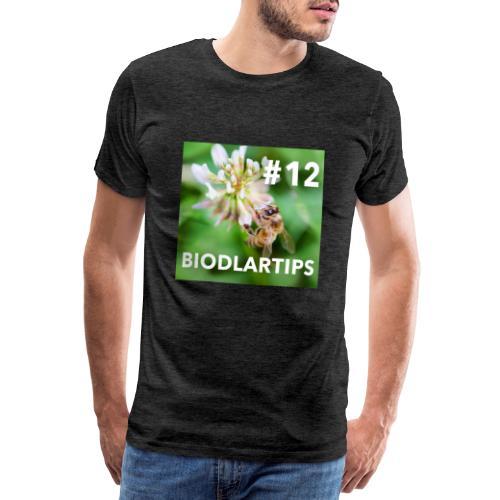 Biodlartips #12 - Premium-T-shirt herr