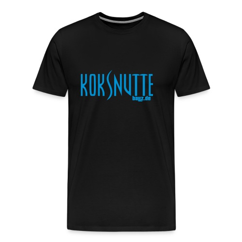 Koksnutte - Männer Premium T-Shirt