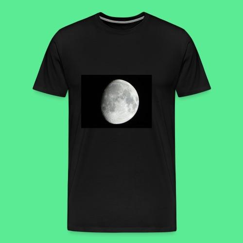The moon - Men's Premium T-Shirt