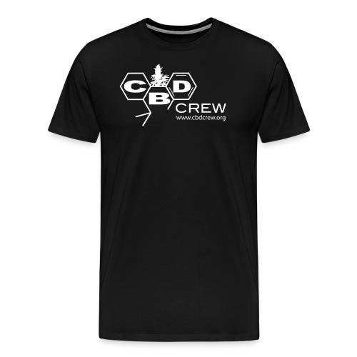 vectorlogoongreen - Men's Premium T-Shirt