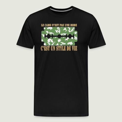 camolife3 - T-shirt Premium Homme