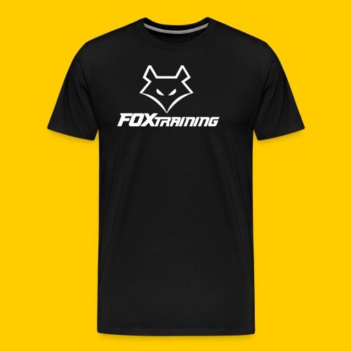 FOX Essential - Mannen Premium T-shirt