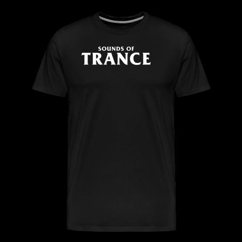Sound Of Trance - Men's Premium T-Shirt