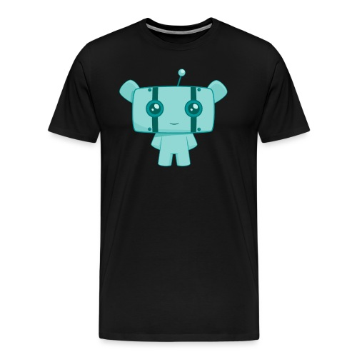 Bearbot - T-shirt Premium Homme