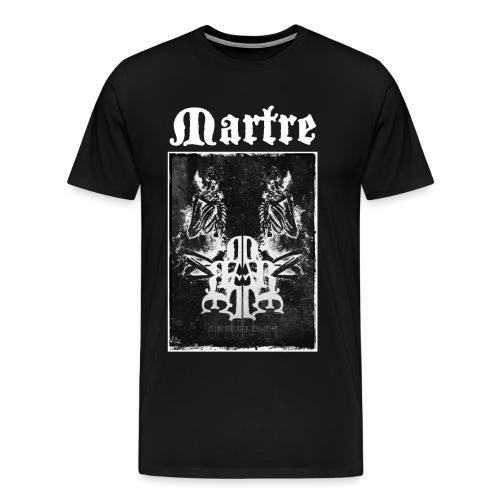 Martre Print 1 - Herre premium T-shirt