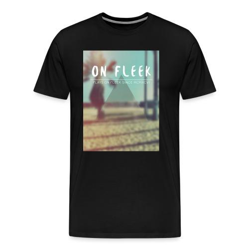 onfleeknew jpg - Männer Premium T-Shirt