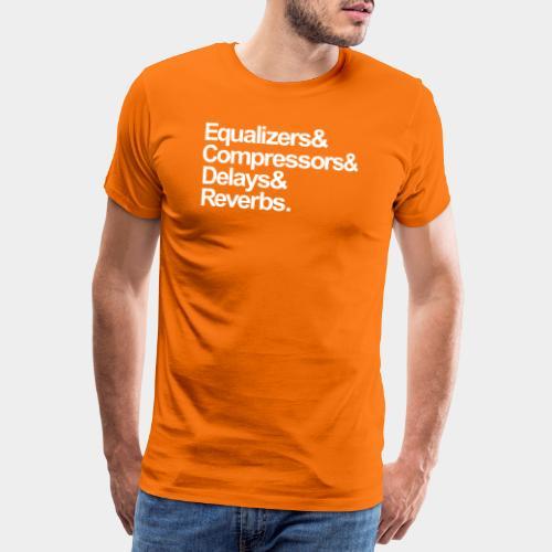 EQ - COMP -DEL - REV - Männer Premium T-Shirt