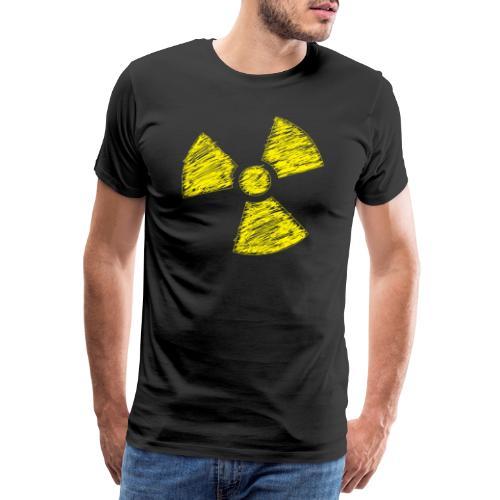 Radioactive - Mannen Premium T-shirt