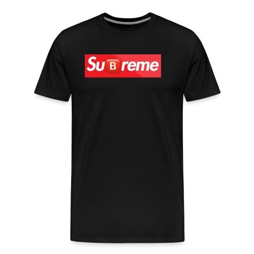 Subreme - Miesten premium t-paita
