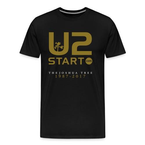 U2start Joshua Tree (alternate) - Men's Premium T-Shirt