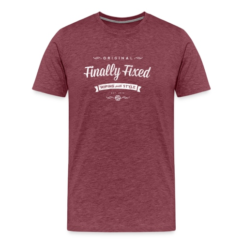 FFxd-Vintage3 - Männer Premium T-Shirt