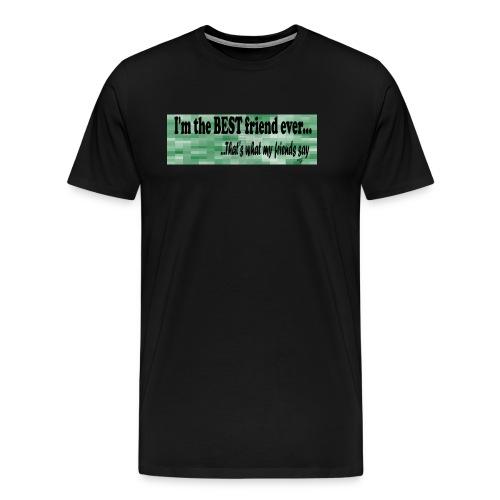 MOOD PHRASES - Camiseta premium hombre