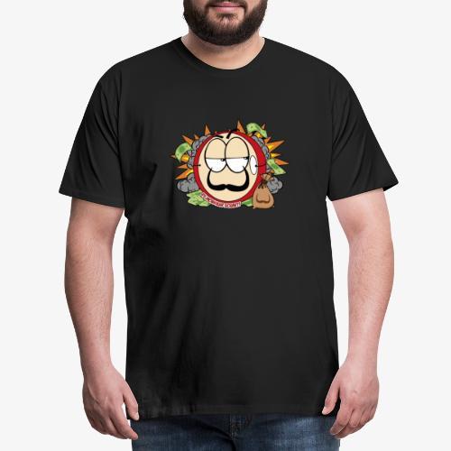 Daly BB - T-shirt Premium Homme