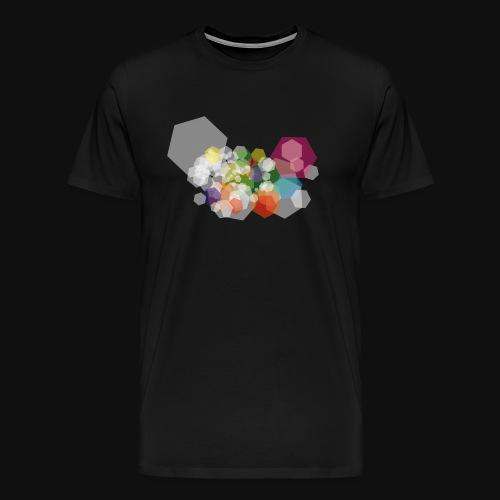 Abstartct artwork - T-shirt Premium Homme