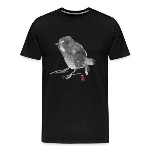 Oiseau Jack M. - T-shirt Premium Homme