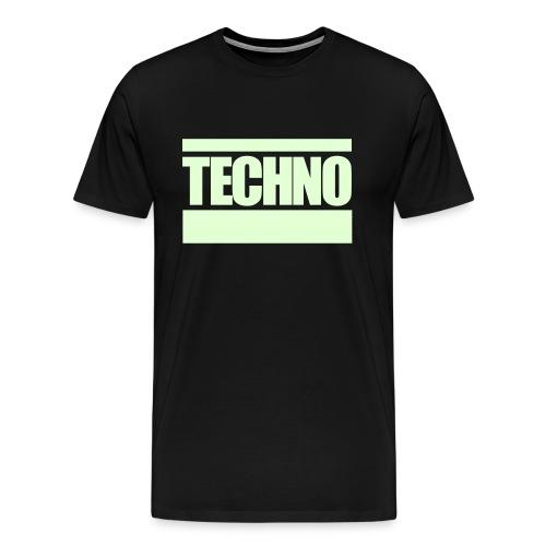 Techno - Men's Premium T-Shirt