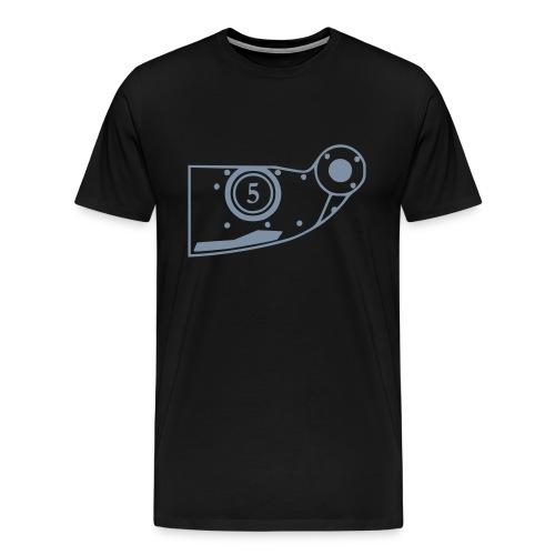 Sportster Motor - Männer Premium T-Shirt
