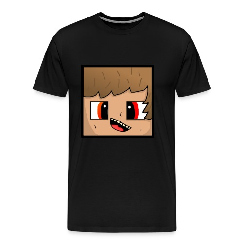 Zytron logo - Men's Premium T-Shirt