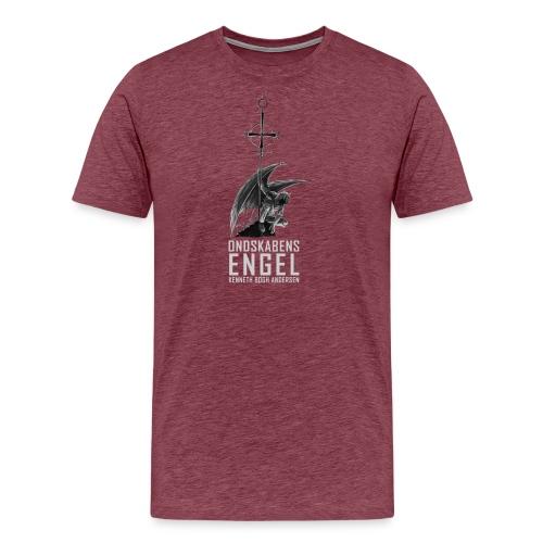 Ondskabens engel sh - Herre premium T-shirt