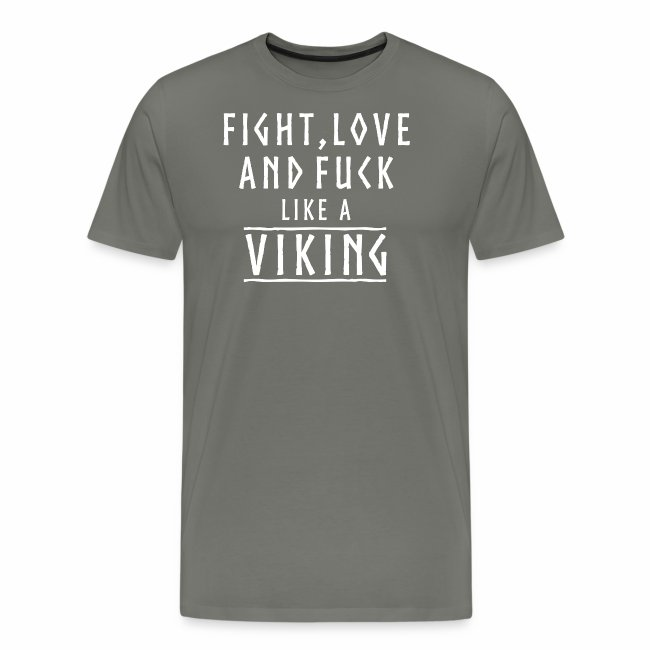 Like a viking