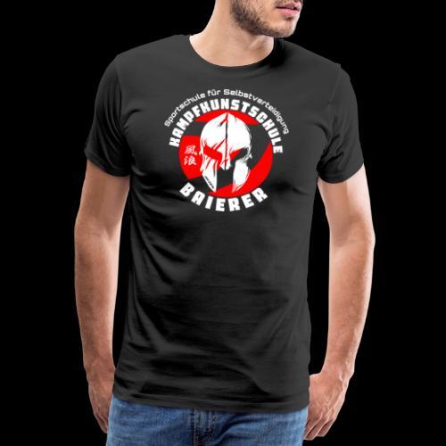 Kampfkunstschule Baierer Kollektion 2021 - Männer Premium T-Shirt