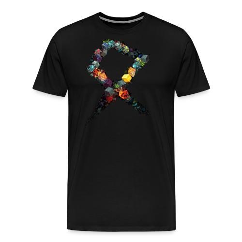 BDcraft Rune - Men's Premium T-Shirt