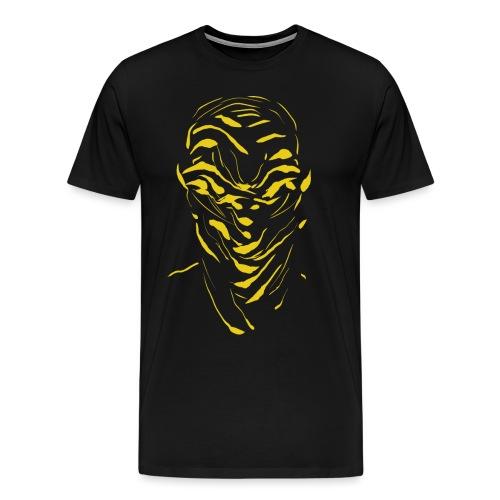 Samurai Fatamorana - Men's Premium T-Shirt