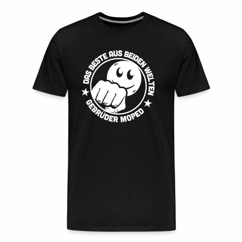 Gebrüder Moped - Männer Premium T-Shirt