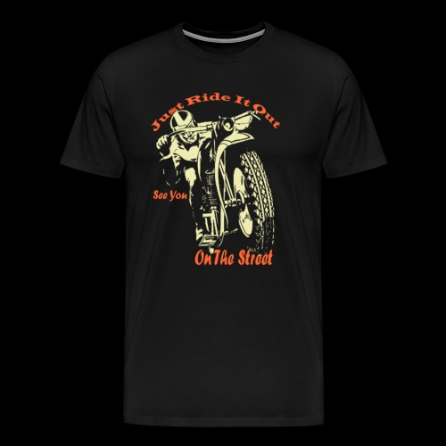 jrit png - Männer Premium T-Shirt