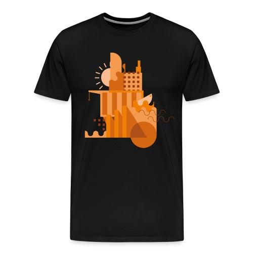 Maritime big - Men's Premium T-Shirt