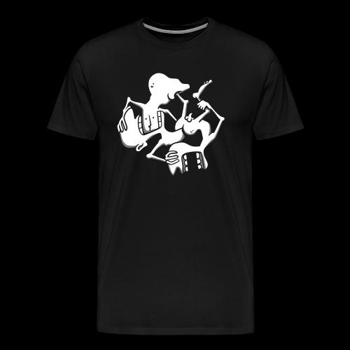 human symphony - Men's Premium T-Shirt