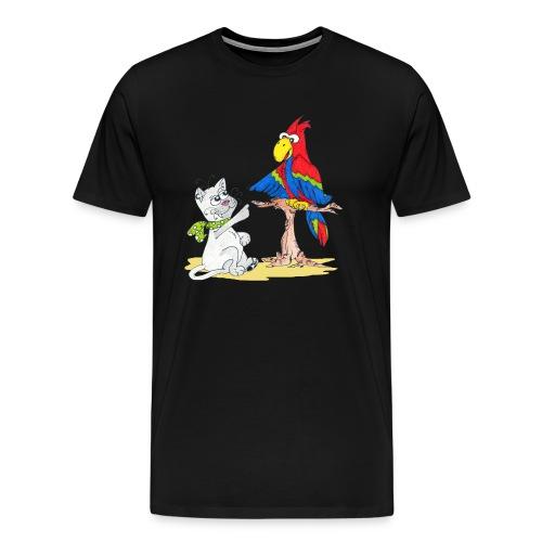 Nestor et Kumb - T-shirt Premium Homme