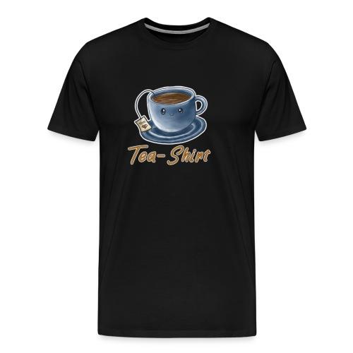 Tea Shirt - Männer Premium T-Shirt
