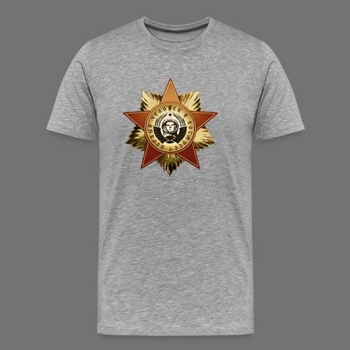 Cosmonaut Medal - Men's Premium T-Shirt