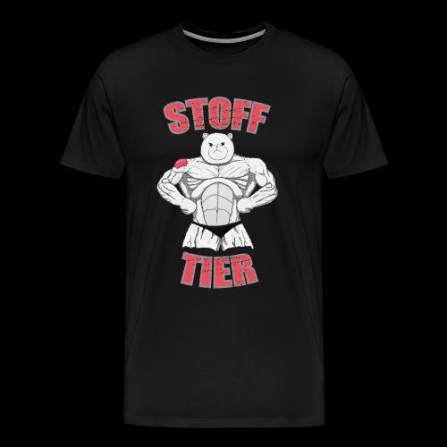 Stofftier - Männer Premium T-Shirt