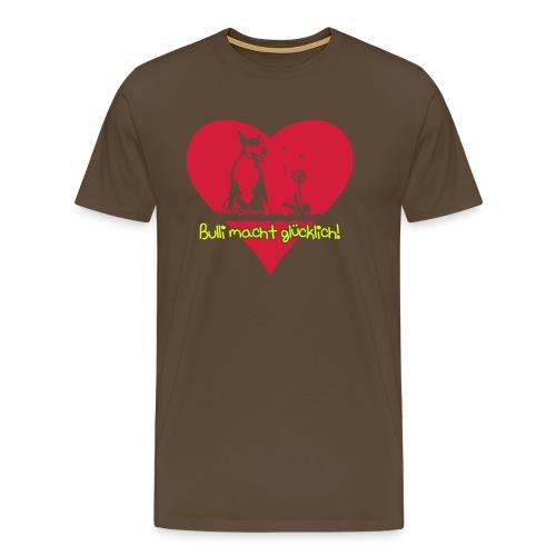 513 macht glücklich! - Männer Premium T-Shirt