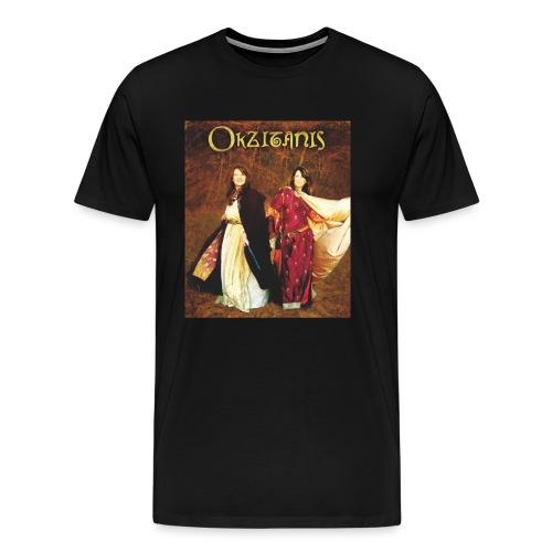 Okzitanis - Männer Premium T-Shirt