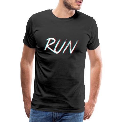 Courir - T-shirt Premium Homme