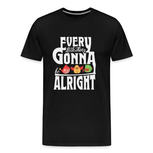 Three Birds (Light Label) - Männer Premium T-Shirt