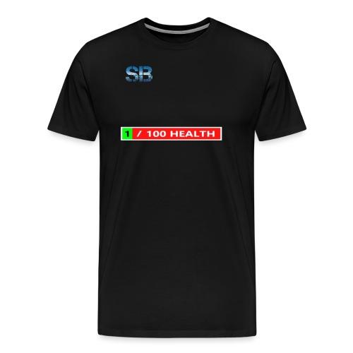 Health Tee Oh Shiiet! - Herre premium T-shirt